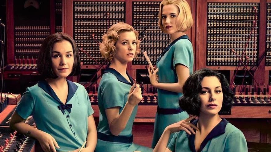 'Las chicas del cable' tendrá una tercera temporada