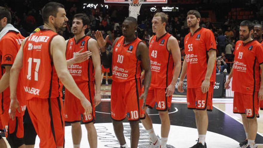 Las opciones del Valencia Basket de ser cabeza de serie en la Copa del Rey