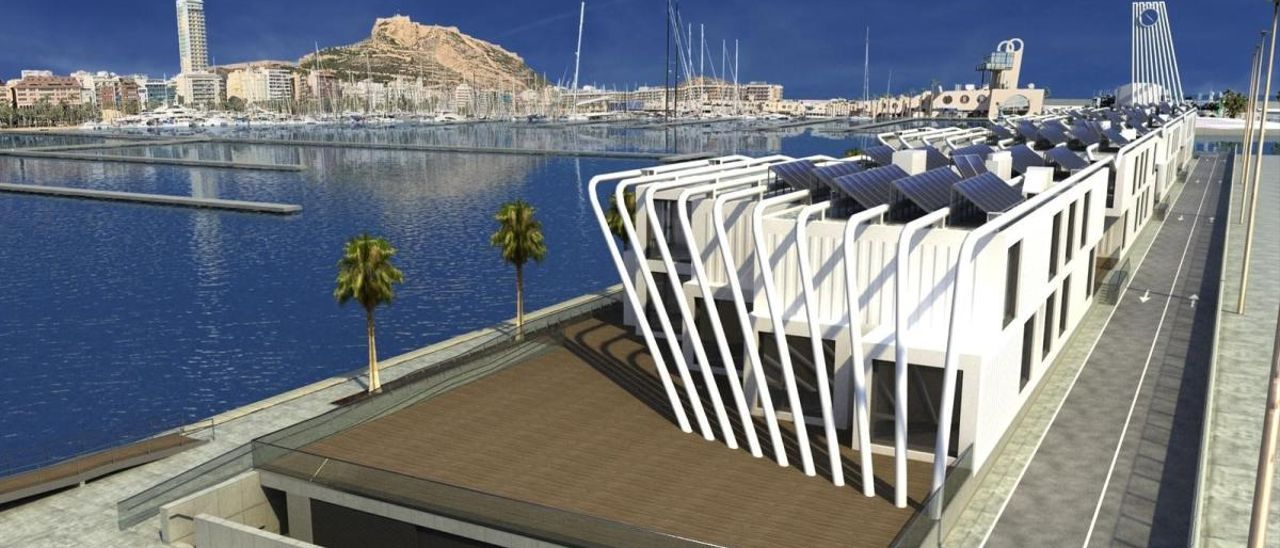 La nueva sede de Distrito Digital en el Puerto sale a licitación por casi 11 millones de euros