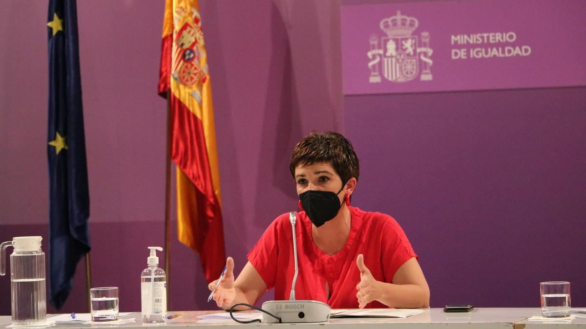 Antonia Morillas, director of the Institute for Women