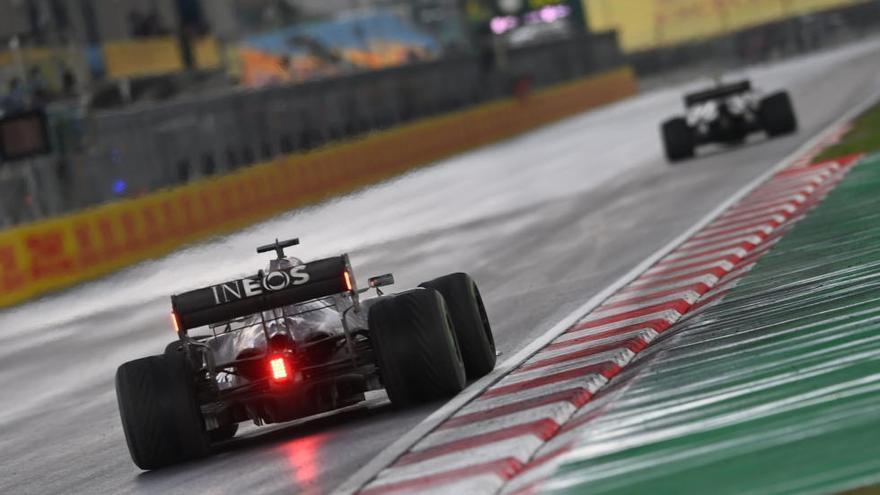 Hamilton se anota su séptimo mundial en el GP de Turquía