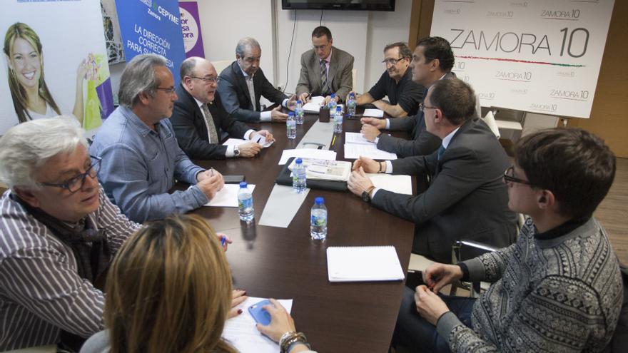 """Zamora10 denuncia """"la falta de sensibilidad"""" de Sánchez con Zamora"""