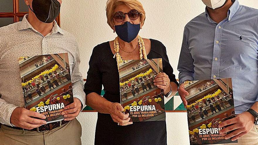 Un libro para celebrar los 25 años de la Fundación Espurna