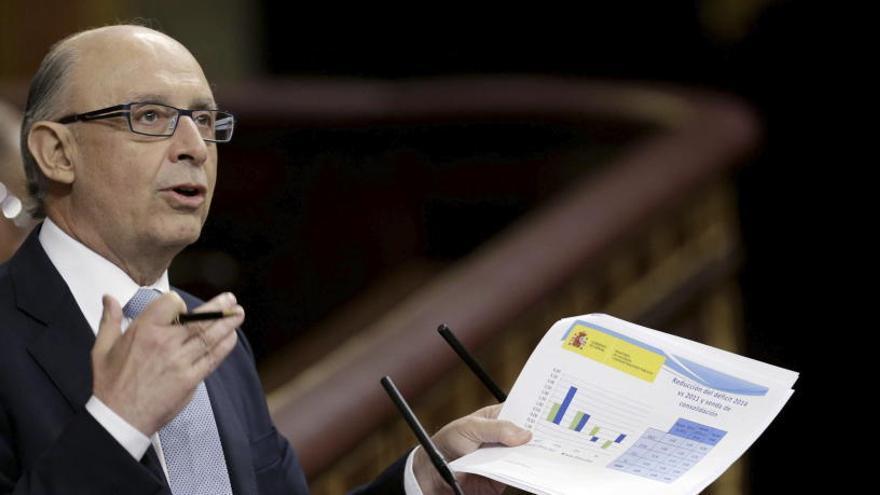 Claves de los Presupuestos aprobados en el Senado