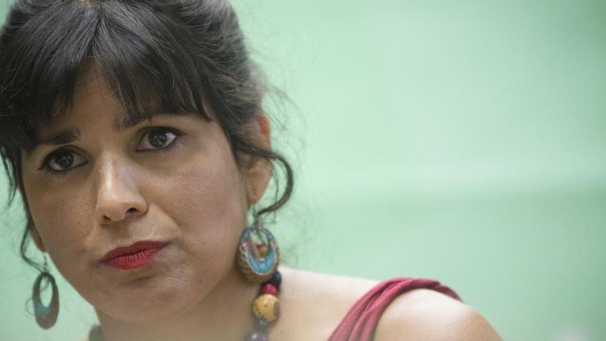 El Parlamento andaluz avala expulsar a Teresa Rodríguez de su grupo