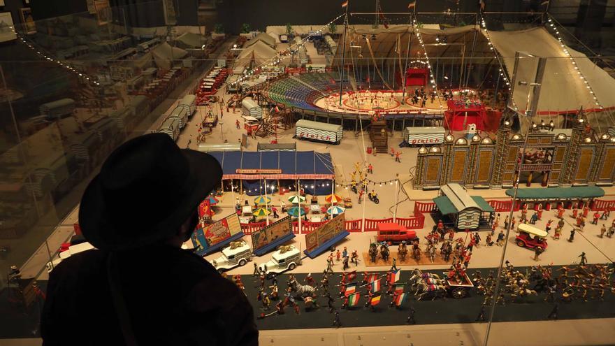 Mig any de l'obertura de Circusland a Besalú amb gairebé 4.000 visitants