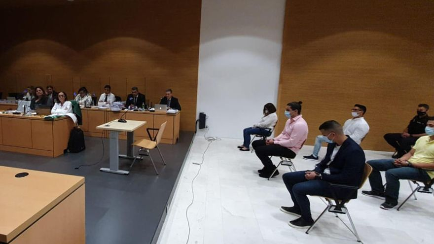Uno de los acusados dijo a la Policía que Sophía V. ordenó matar a Fervorini