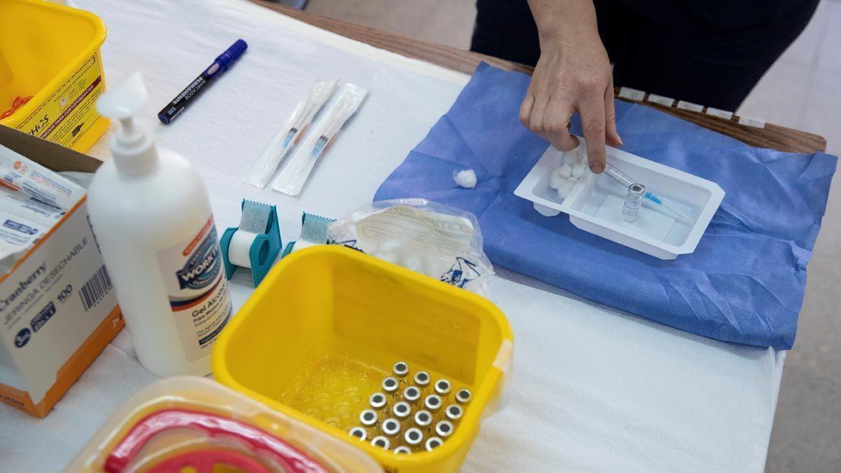 Casi el 90% de los médicos que ejercen la medicina privada en Córdoba ya han sido vacunados