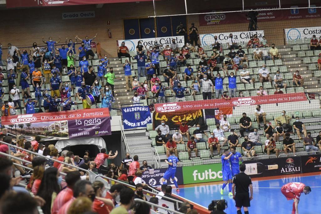 ElPozo Murcia-Valdepeñas