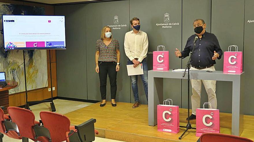 Calvià emprende una campaña para reactivar el comercio local