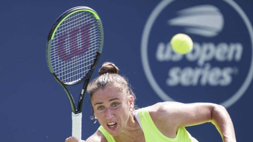 La mejor Sara Sorribes de la historia gana en el US Open