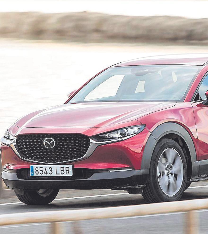 Mazda Levauto, liquidación por traslado