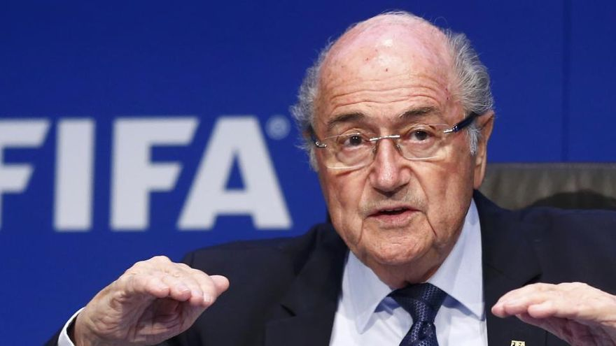 Hospitalizado en estado grave Joseph Blatter, expresidente de la FIFA
