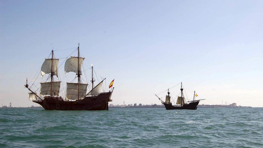 Ibiza acogerá hasta el 24 de octubre al Galeón Andalucía