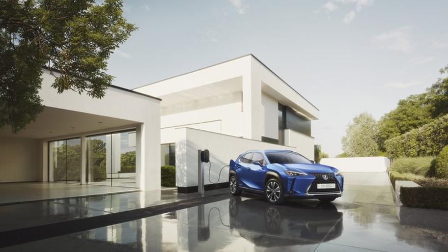 19-20 nov: Prueba el primer Lexus 100% eléctrico en Alicante