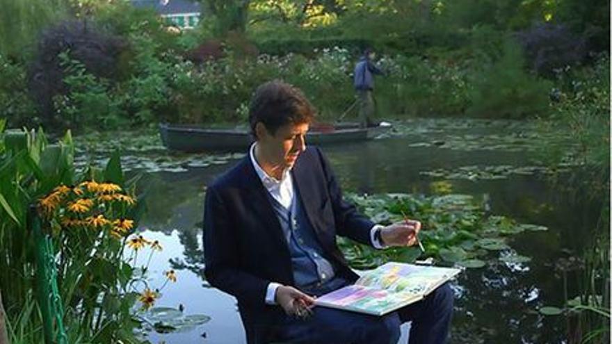 Pintando el jardín moderno: de Monet a Matisse
