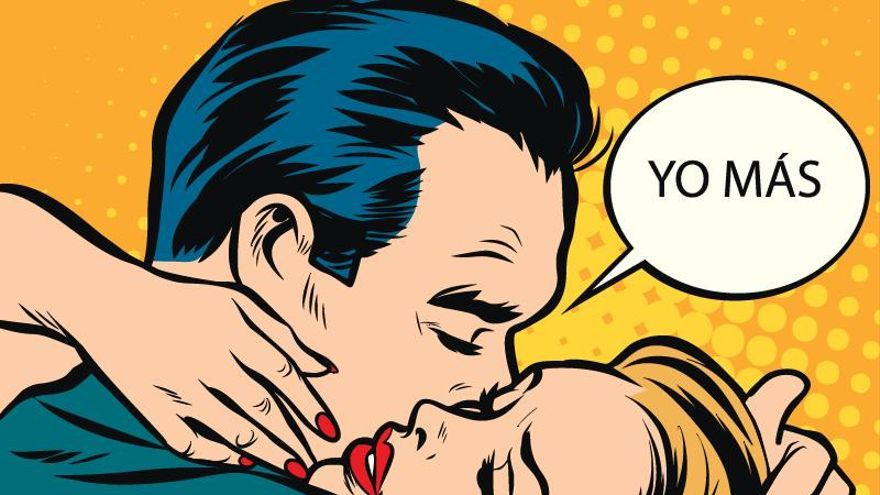La suerte de besar | Miénteme y dime que me quieres
