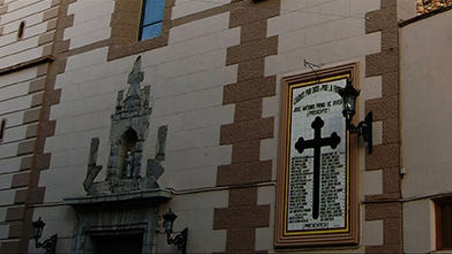 El TSJ también sentencia que Rafelbunyol ha de quitar el mural de los 'caídos'