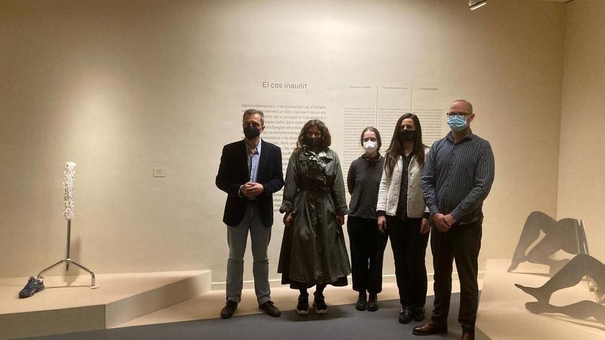 """El Museu de l'Empordà presenta """"Tura Sanglas i Rosa Tarrats, un diàleg artístic"""""""