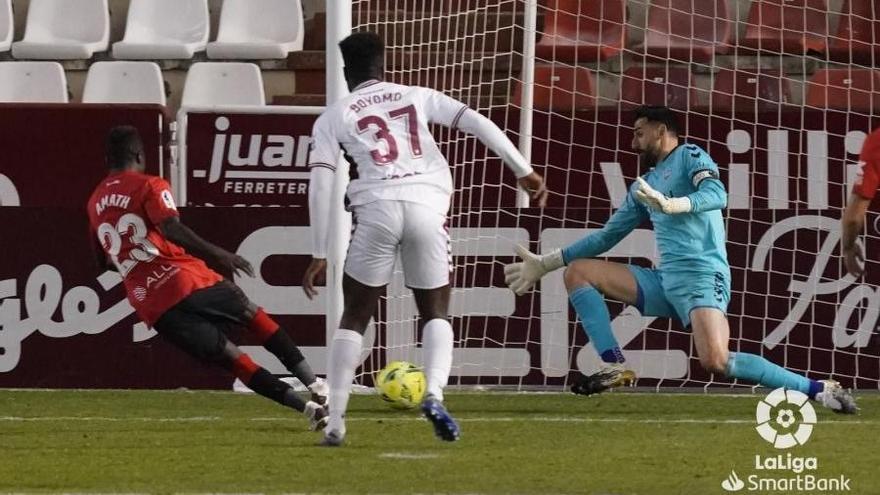 Real Mallorca bleibt auswärts weiter ungeschlagen