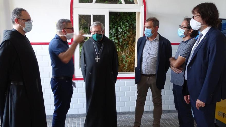 L'estació del cremallera de Montserrat tindrà una tercera via per millorar l'operativitat