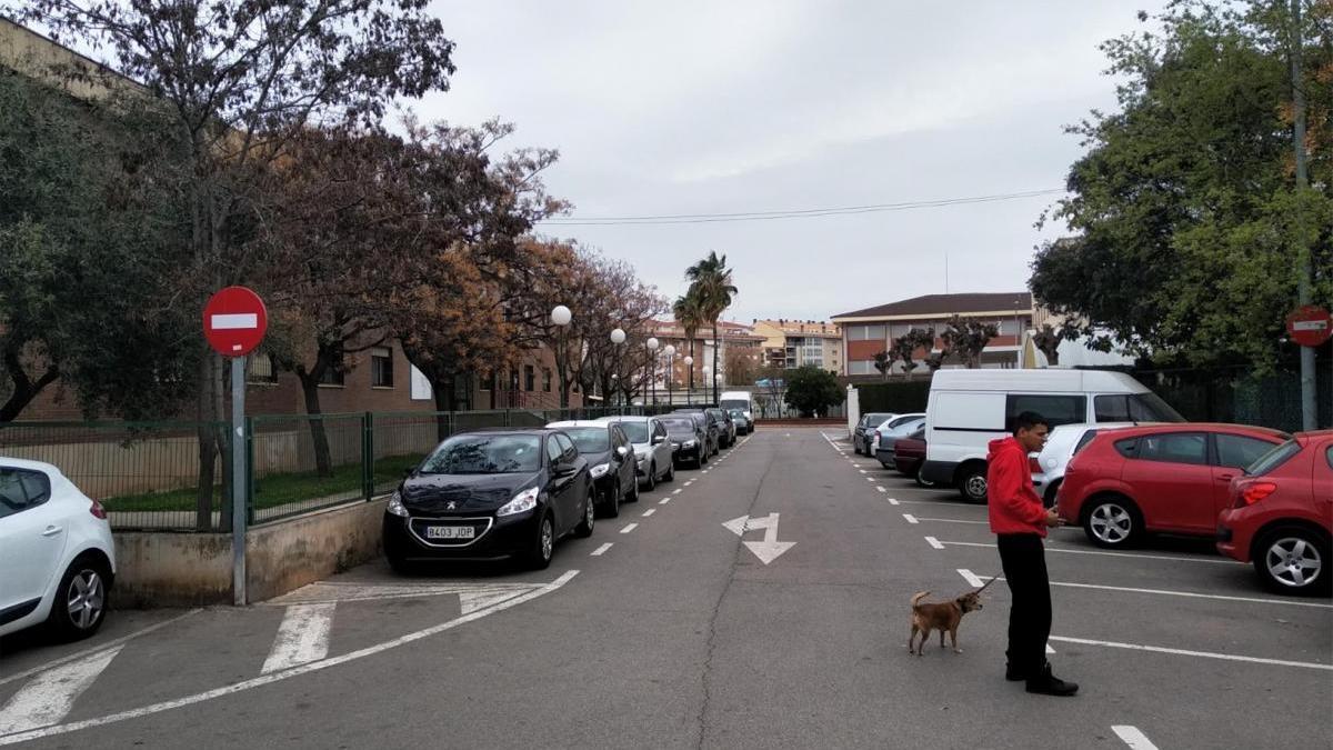 Vila-real reordena el párking de la Bóvila tras la reivindicación vecinal