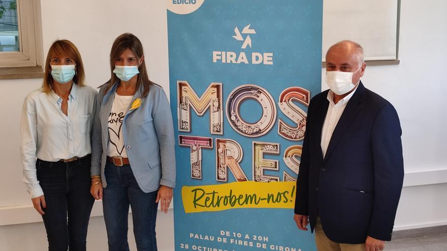 La Fira de Mostres de Girona serà gratuïta i hi haurà el 70% d'expositors
