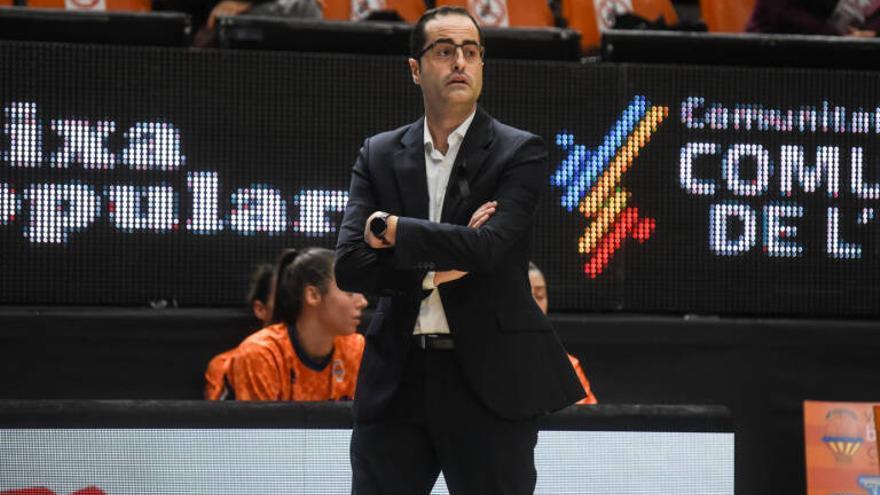 El Casademont confirma a Santi Pérez como responsable de los equipos de cantera masculinos