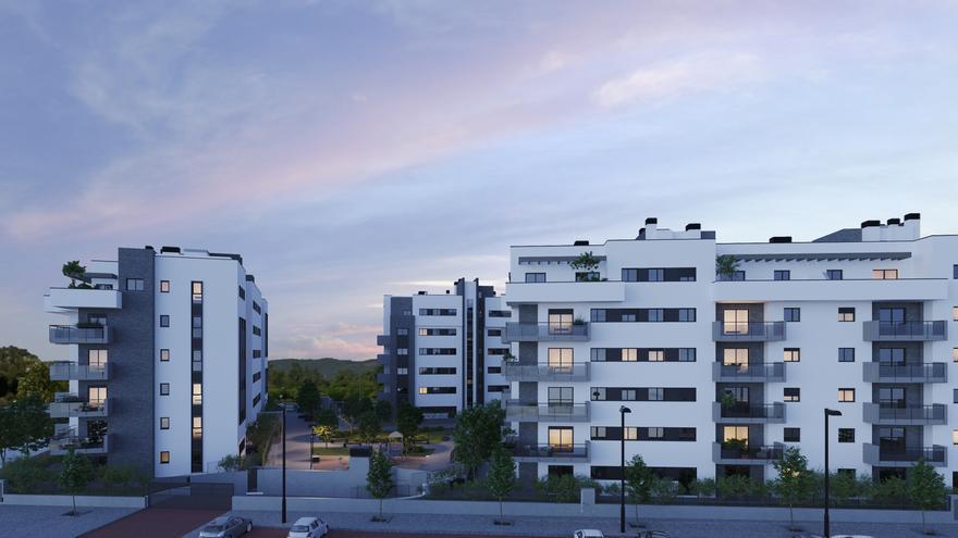 La promotora inmobiliaria Metrovacesa construirá 121 viviendas en la parte nueva del Zoco