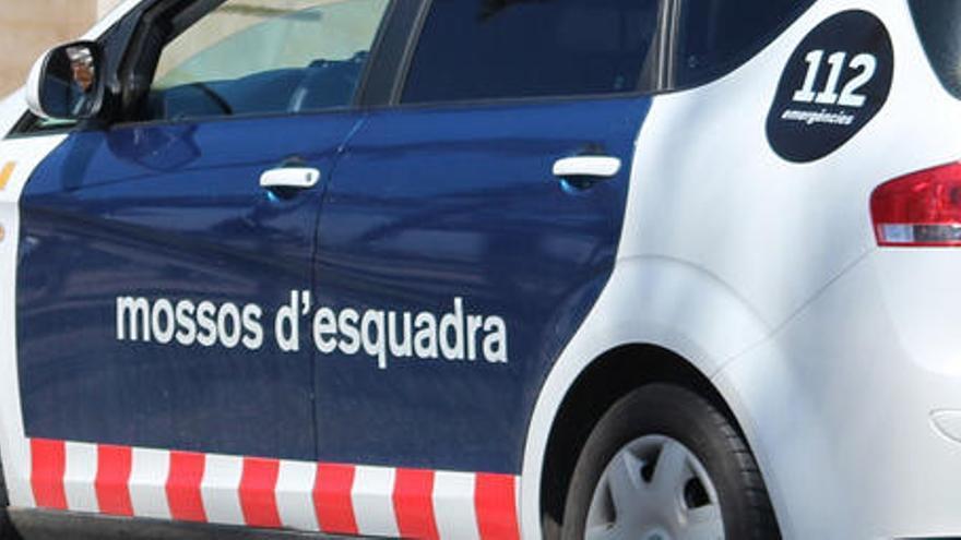 Mossos d'Esquadra denuncia un home per nou abocaments incontrolats de residus