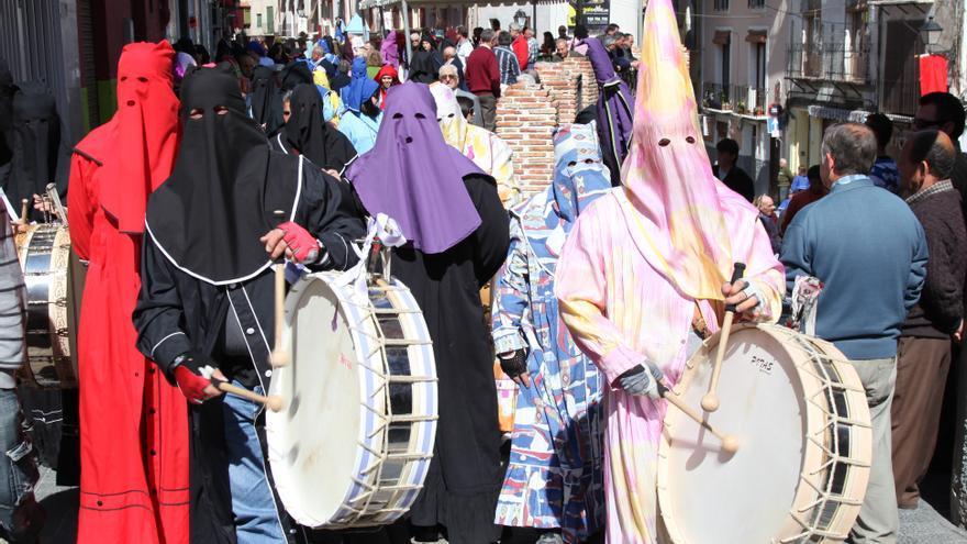 Se suspende la Semana Santa y la Fiesta del Tambor de 2021 en Moratalla