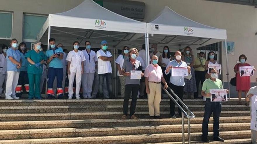 Identificados y detenidos los autores de unas amenazas a médicos del centro de salud de Las Lagunas