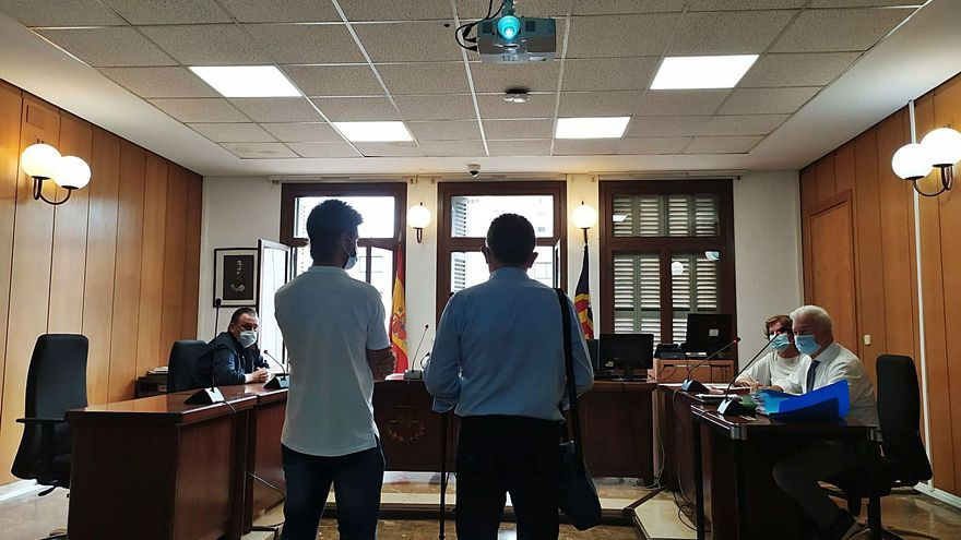 Condenados dos empresarios por un accidente que dejó parapléjico a un empleado en Palma