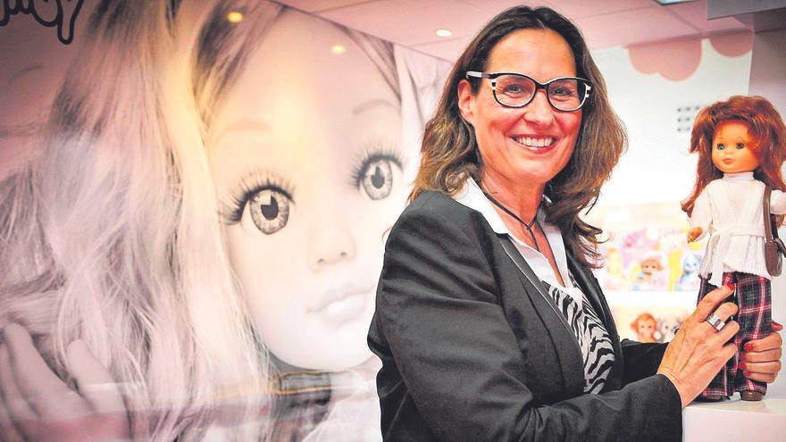 Marie-Eve Rougeot, CEO de Famosa, una hermana mayor para Nancy y Nenuco