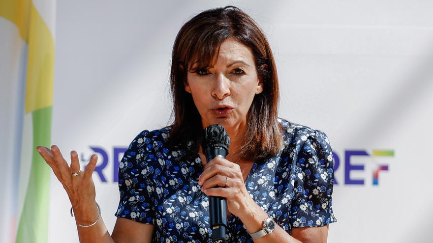 Anne Hidalgo: una candidata al Elíseo con raíces republicanas españolas