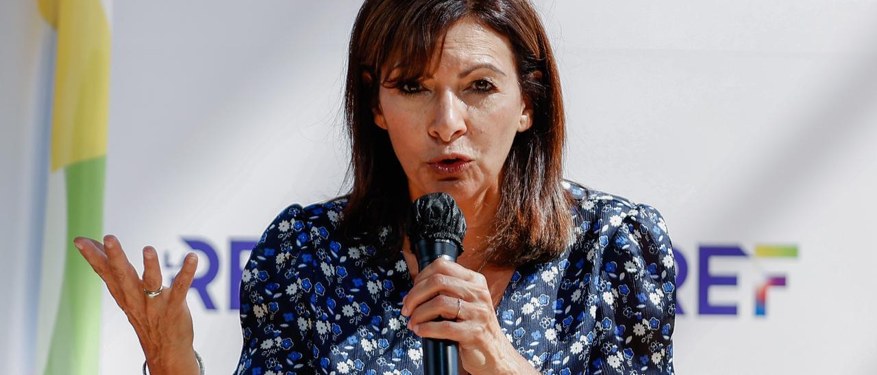 La alcaldesa de Paris, Anne Hidalgo, liderará la candidatura socialista a las presidenciales francesas de 2022.