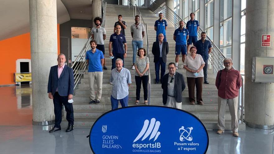 Nace SOS Esports, el movimiento del deporte mallorquín para exigir un plan de desescalada al Govern