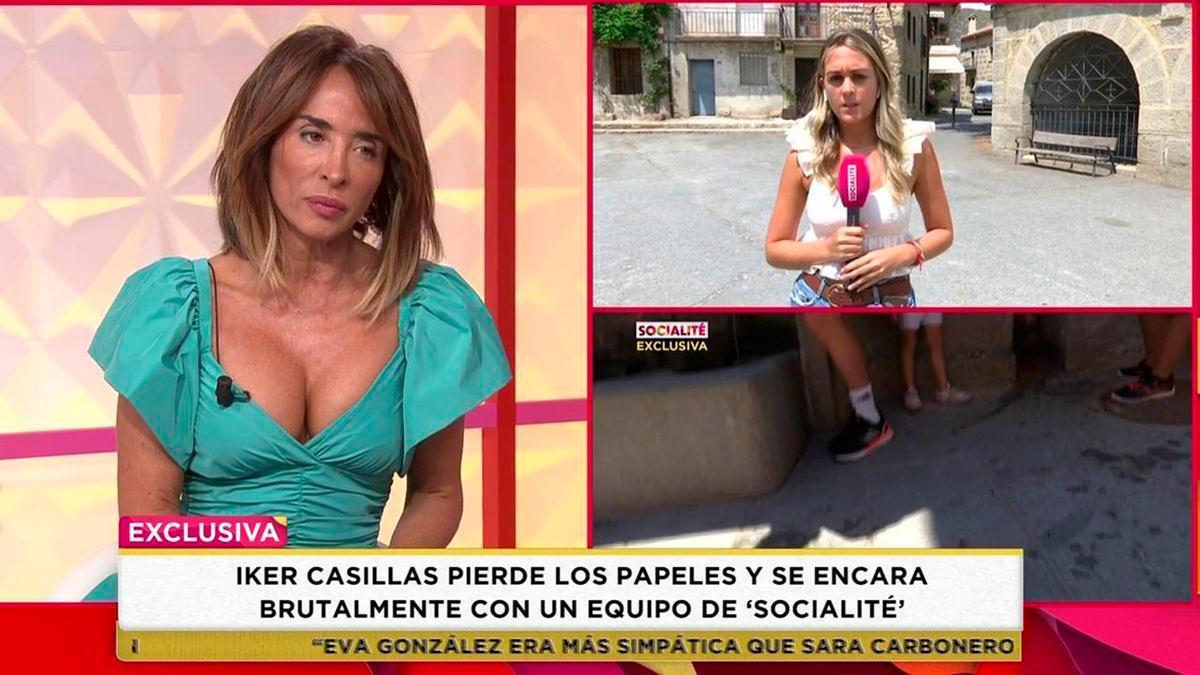 """Socialité saca a la luz la imágenes de la polémica reacción de Iker Casillas: """"Más os tenían que hacer"""""""