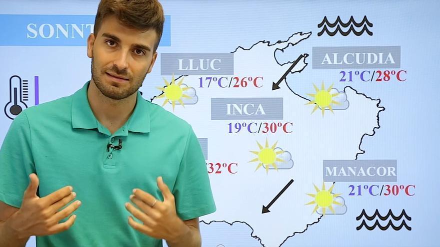 Im Video: Die MZ-Wettervorhersage für das Wochenende vom 6. bis 8. August