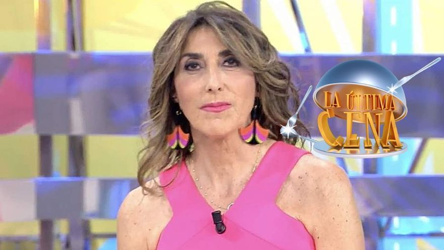 Paz Padilla sustituirá a Jorge Javier como presentadora de la nueva edición de 'La última cena'