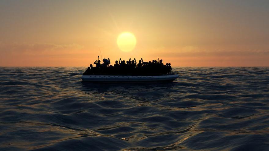 Suben a cuatro los muertos en un naufragio de migrantes haitianos en Colombia