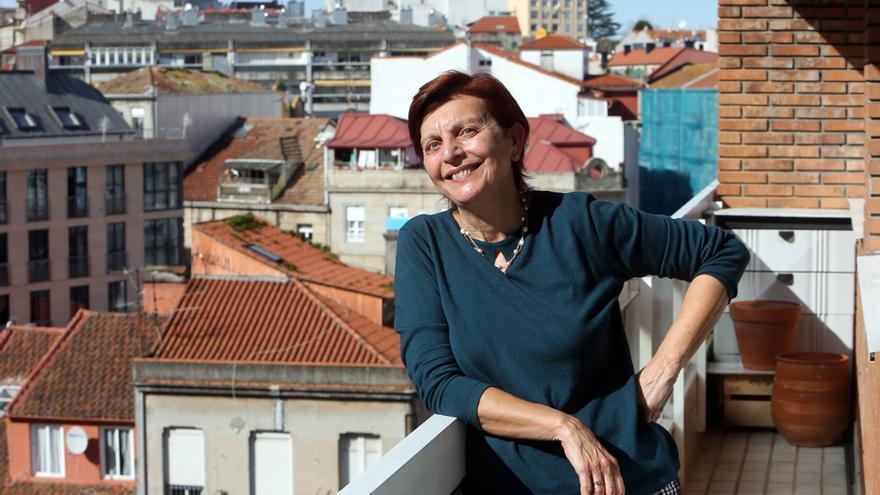 Mariluz, la gallega que se adelantó a la Princesa Leonor