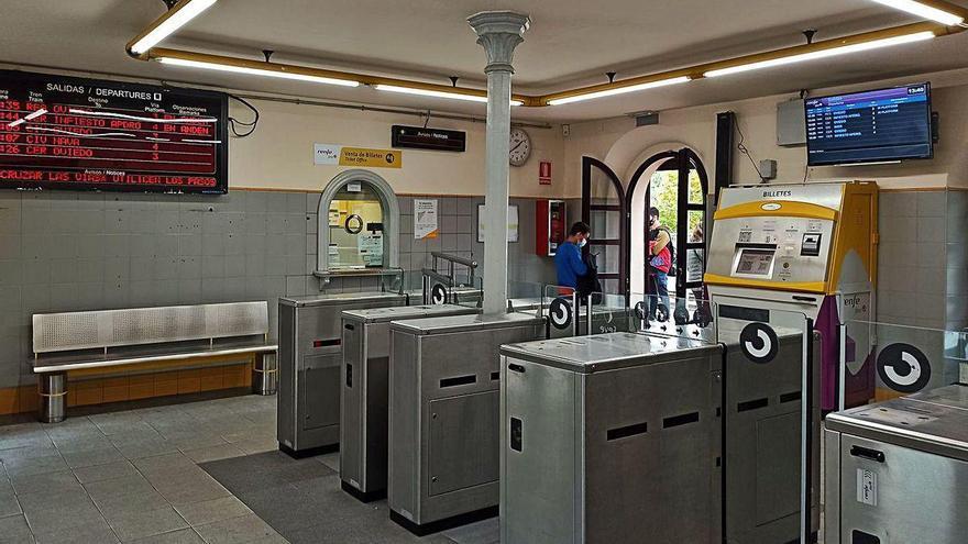 Adif prevé iniciar ya en noviembre las obras de la estación de tren de la Pola