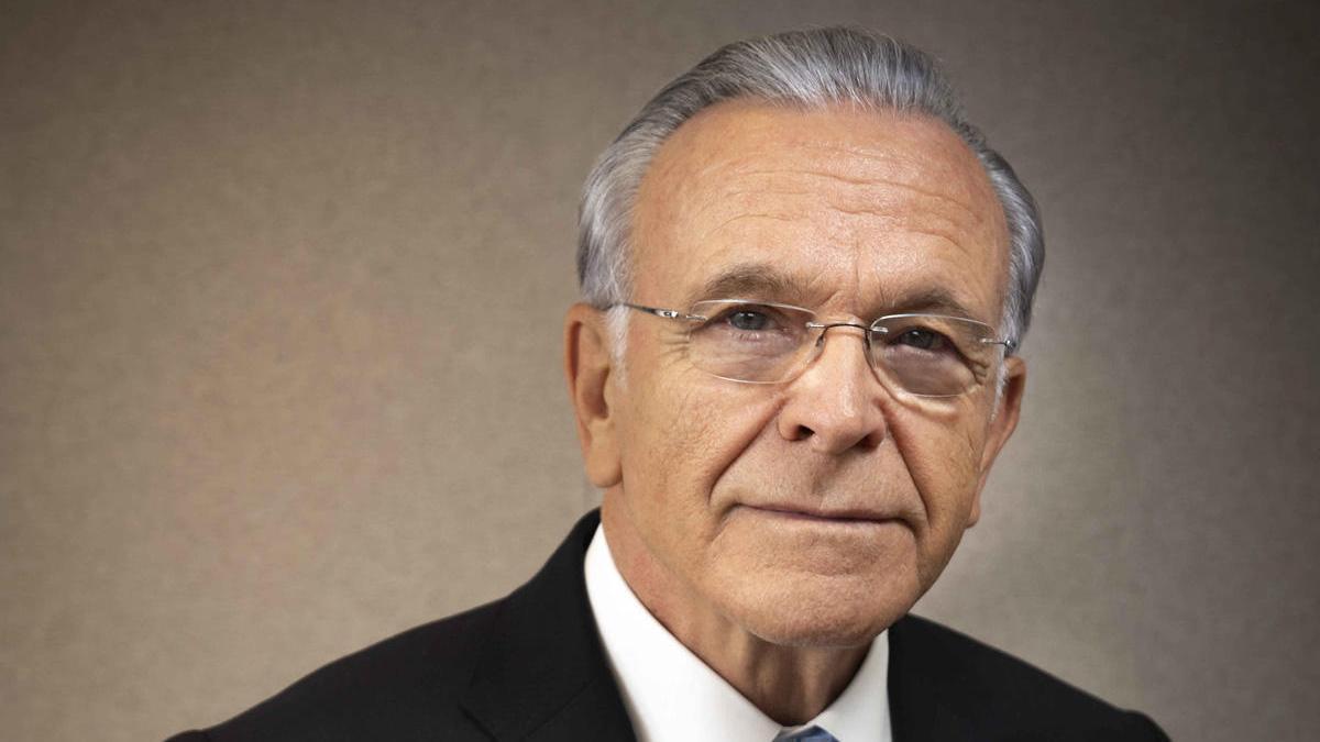 Isidre Fainé, president de la Fundació Bancària La Caixa i de CriteriaCaixa.