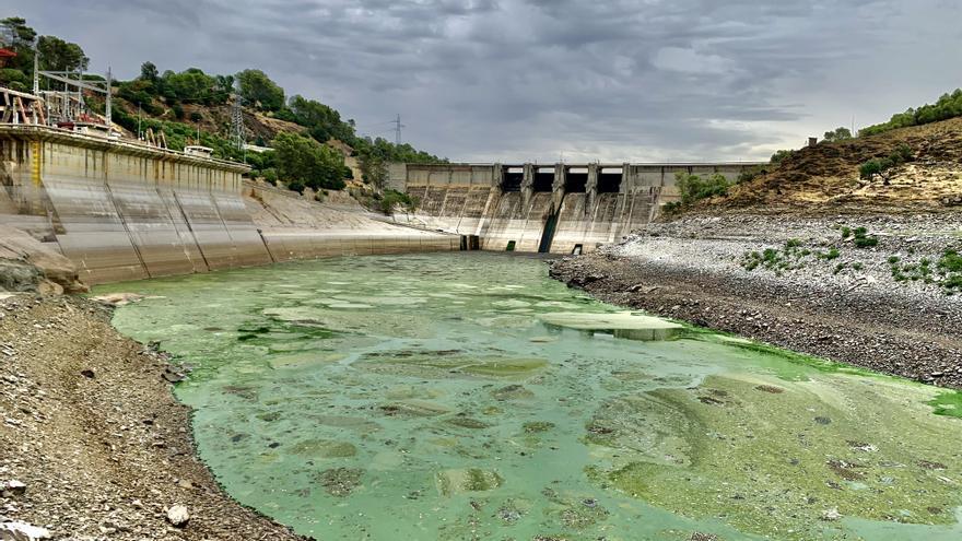 La Guardia Civil investiga el mal estado del río Tajo tras los desembalses