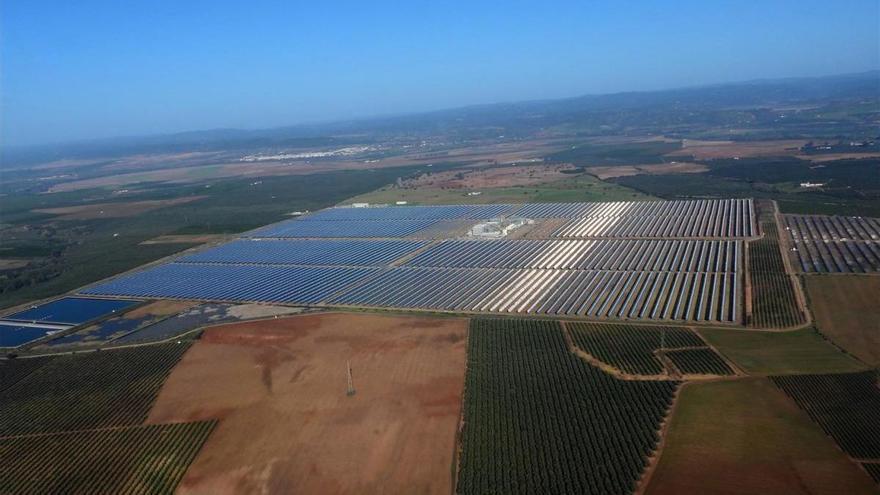 El Ayuntamiento de Peñarroya facilita la implantación de una nueva planta fotovoltaica