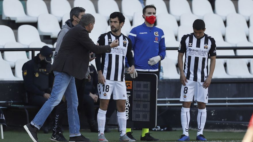 El Castellón se abona al 1-0