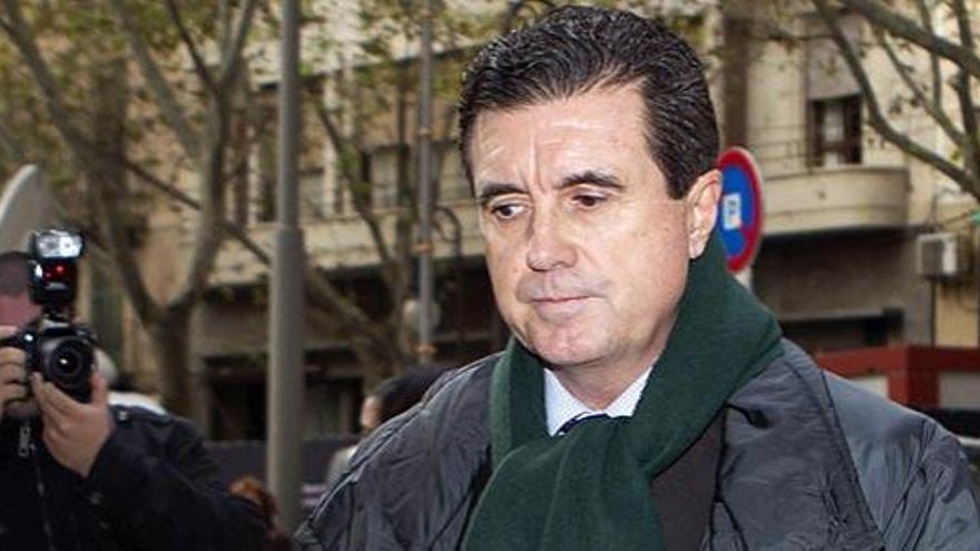 Matas pide el indulto al Gobierno para evitar la cárcel