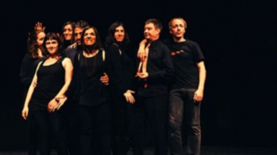Concurs de Teatre Vila d'Olesa: Sense llençols