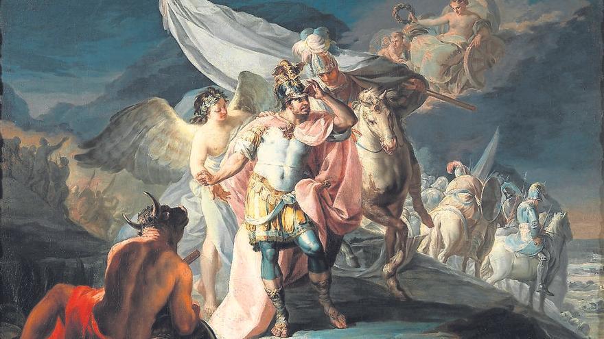 """El Museo del Prado celebra hacerse con """"una obra fundamental para el conocimiento de Goya"""", vendida por la Fundación Selgas-Fagalde"""